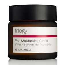 Trilogy Vital Moisturising Cream 60ml Natural Moisturiser with Roseship Oil