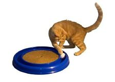 Bergan Turbo Scratcher Cat Toy, Play,Catnip,Scratch,Furniture, Pad,Exercise,Ball