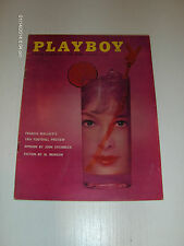 PLAYBOY MAGAZINE. SEPTEMBER 1957. RARE SUB CARDS STILL ATTACHED.