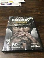 Call of Duty WWII WW2 Steam Key (PC)