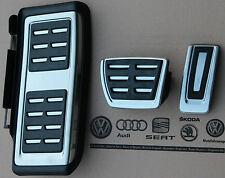 Skoda Octavia III 5e original pedalset pedales pedal tapas RS apoyapies Oktavia 3