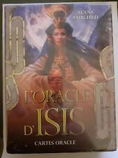 L'ORACLE D'ISIS TAROT NEUF CARTES DIVINATOIRES ESOTERISME FAIRCHILD