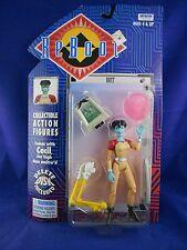 ReBoot 1995 Dot w/Cecil - Irwin – MIMP - Action Figure