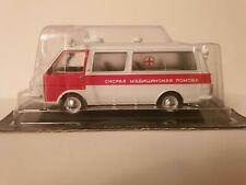 IXO IST RAF 22031 Ambulance SMP Russian DeAgostini 1:43 MIB OVP old stock CCCP