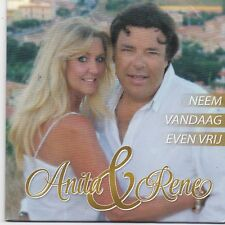 Anita&Rene-Neem Vandaag Even Vrij cd single