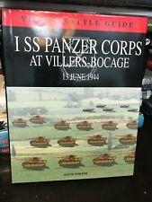27.AMBER: I SS PANZER CORPS AT VILLERS-BOCAGE  (2012)  LN     13 JUNE 1944 VI
