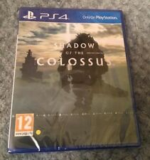 Shadow Of The Colossus PS4 Game new sealed !