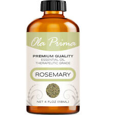 Rosemary Essential Oil - Multiple Sizes - 100% Pure - Amber Bottle