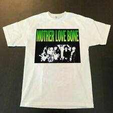 Mother Love Bone Soundgarden Alice In Chains T shirt White Size S-4XL TT822