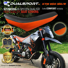 KTM 950 SMR / 990 Adventure, LC8 Sitzbezug, Seat Cover by DualSport-FX
