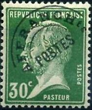 """FRANCE PREOBLITERE TIMBRE STAMP N° 66 """" TYPE PASTEUR 30C VERT """" NEUF x TB"""