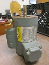 Baldor Motor 1/8HP 115/230V 2.5/1.25A 3450RPM Used