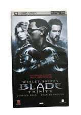 UMD Video PSP / Blade Trinity - La Chasse Ultime Peut Commencer / Metropolitain