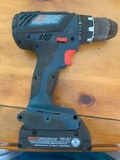 Bosch 18v cordless drill and 2HR battery