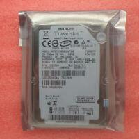 """80GB 2.5"""" ATA/IDE 7200 RPM Hitachi Travelstar Hard Drive HTS721080G9AT00 HDD"""