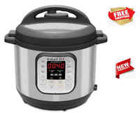 Instant Pot DUO80 8-Quart 7-in-1 Multi-Use Programmable Pressure Cooker, Slow
