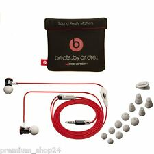 Monster Beats by Dr.Dre iBeats MUSIK SPORT Headset für iPhone 4S 4 S 5C 5 weiß