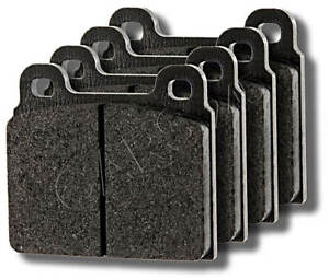 Genuine PORSCHE 911 Set Of Brake Pads For Disk Brake 91135195008