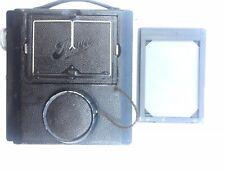 ihagee klapp reflex chamber used condition doppel anastigmat f 1:4,5 f 15cm