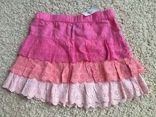 Clothing, Shoes & Accessories Baby Gap Embroidered Lace Costa Skirt Toddler Girls Sz 3 Yrs True Black Euc Baby & Toddler Clothing
