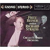 Richard Strauss - Fritz Reiner Conducts [Box Set] (1998)