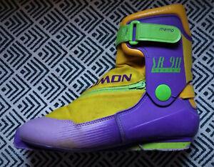 Chaussures ski de fond SALOMON Skating SR 911 Equipe - 42 (UK 8) - SNS Profil