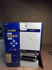 CV VALENTIN SPECTRA 107 Thermo Label Drucker REWINDER USB + LAN - WINDOW DAMAGED
