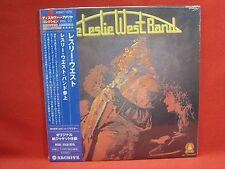 LESLIE WEST The Leslie West Band JAPAN Mini LP CD 1975 Mountain Solo Foreigner