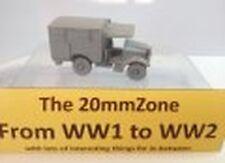EWM Btruk16 1/76 Diecast WWII Morris CS8 WT Wireless Truck with Driver