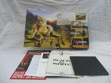 Lionhead Studios Black & White (PC,2001) CD-Rom Video Game Big Box