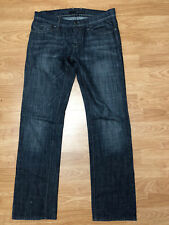 HERITAGE1981 MEN'S 5 POCKET STRAIGHT LEG STRETCHED JEANS SIZE 30 A08-04
