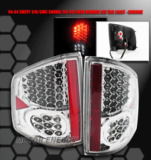 94-04 CHEVY S10 PICKUP TRUCK/GMC SONOMA LED TAIL LIGHTS