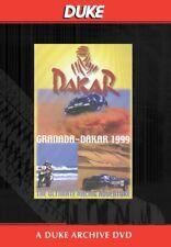 DAKAR RALLY 1999 (GRANADA-DAKAR) Review - Spain, Morocco, Senegal - Reg Free DVD