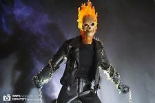 Ghost Rider 1/6 Ghost Rider Costume with Lighting Full set