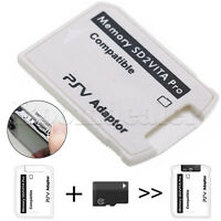 Version 5.0 SD2Vita Memory Micro SD Card Adapter for PS Vita 3.60 Henkaku 256GB