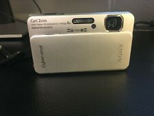 Sony Cyber-shot DSC-TX10 16.2MP Digital Camera - Silver Free Shipping