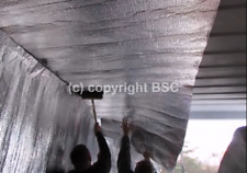 Shipping Container Ceiling Insulation - 20ft