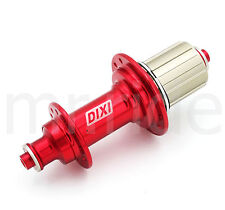DIXI 24 Holes,48t, Road bike bicycle Rear Hub  for Shimano Sram 10/11 Speed Red