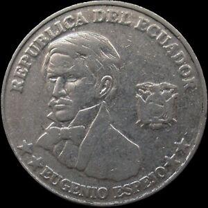 Ecuador 10 Centavos 2000 (602)
