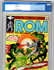 Rom: The Space Knight #3 CGC 9.6 Marvel 1980 Frank Miller Cover