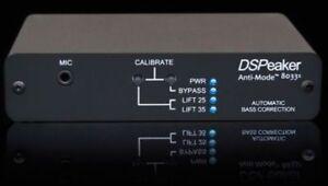 DSPeaker Anti-Mode 8033 s-II NEU  Subwoofer Einmess-System AM8033 s-II