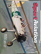Sport Aviation Magazine 12 Issues 2009