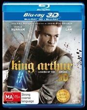 King Arthur - Legend Of The Sword 3D + 2D Blu-Ray : NEW