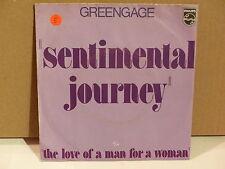 GREENGAGE Sentimental journey 6006432