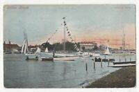 Oulton Broad Suffolk 1905 Postcard Jarrold 162c