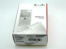 Nokia E72 état neuf - 5MP - 3 g-WIFI-gris métal-Débloqué