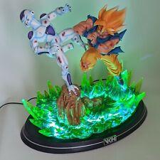 DRAGON BALL Z SS GOKU VS FREEZA DX resin statue 1/6 scale VKH (read description)