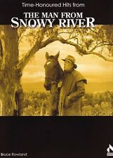 The Man From Snowy River Piano Solo Book *NEW* Sheet Music inc. Jessica's Theme