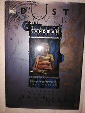 Tomo DC COMICS VERTIGO SANDMAN DUST COVERS, de Dave McKean. Original USA.