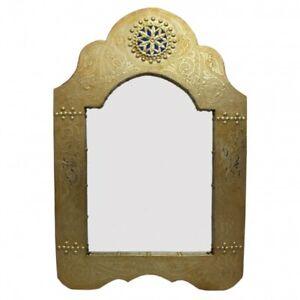 Spiegel Gold Fes  H 80cm, B 48cm
